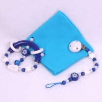 "Edelweiss ""Combibag"" blau"