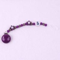 Waschbär metallic/violett