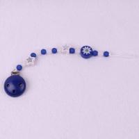 Edelweiss Stern weiss/blau